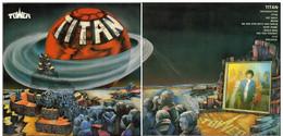 * LP *  TOWER - TITAN (Holland 1982 EX!!!) - Rock