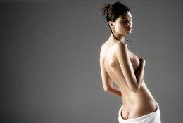 S43-120  @  Nus Naakt Nudity Nude Naked Aktmalerei, Body Art ( Postal Stationery , Articles Postaux , Postsache F ) - Desnudos