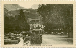74/CPA - Port De Talloires - Talloires