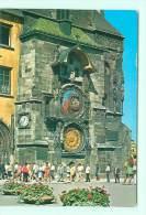 PRAHA  Prague Horloge - Tchéquie