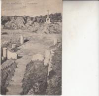 Carthage  L'amphithéatre - Tunisie