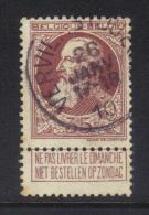 BIN329 - BELGIO Il 35 Cent Bruno N. 77 - 1893-1900 Fine Barbe
