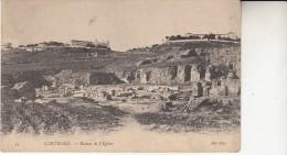 Carthage  Ruines De L'Eglise - Tunisie