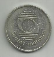 South Africa Sun City Sun International Token - Casino