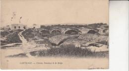 Carthage Citerne Romaine  à La Malga - Tunisie