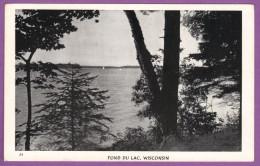 FOND DU LAC - WISCONSIN - Etats-Unis