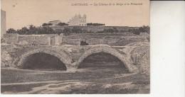 Carthage  Les Citernes De La Malga Et La Primatiale - Tunisie