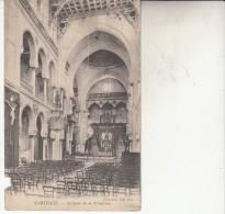 Carthage  Intérieur De La Cathédrale - Tunisie