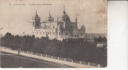 Carthage Abside De La Cathédrale - Tunisie