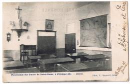 Pensionnat Des Soeurs De Notre Dame Philippeville Classe Lagaert  1907 Bon état Peu Commune - Philippeville
