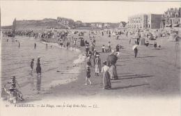 22528 Wimereux -3 Cpa -fort RuinesSB -plage Cap Gris Nez LL60 -casino ND 725 -