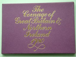 Proof COINAGE Of GREAT BRITAIN & NORTHERN IRELAND - 1980 ( For Grade, Please See Photo ) ! - Grossbritannien