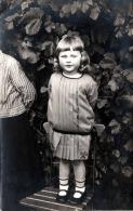 Kleines Hübsches Mädchen, Originalkarte Ca.1930 - Kinder