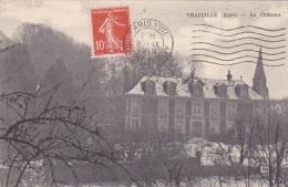 22531 Vraiville Eure -le Chateau - Sans éd . Chateau à Droite - Non Classés