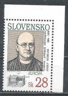 Slovakia. Scott # 180 MNH. Josef Murgas Inventor Of Radio Tramitters. 1994 - Slovakia