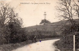 51  Verzenay,le Phare Route De Verzy - Other Municipalities