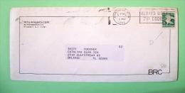 USA 1985 Cover Hicksville To Orlando - D Eagle - Lettres & Documents