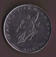 VATICAN 100 LIRE 1972 - Vaticano (Ciudad Del)