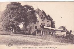 22538 SAINT VIT -Villa Des Près Français - Ed CLB - Non Classés