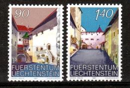LIECHTENSTEIN  Xx  1987    MI 919/20     Vedi  Foto ! - Unused Stamps