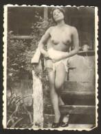 Pin-up Nude Girl Photo 6x9 Cm       #13874 - Pin-Ups