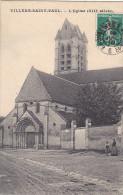 22546 VILLERS-SAINT-PAUL / L Eglise -Chanibrelaut Ed Lamy -