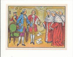 Chocolaterie Suisse Normande 54 - Louis XV Casse Les Arrêts Du Parlement // IM 70/1-B - Other