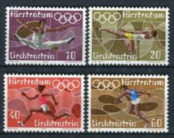 Liechtenstein 1972. Yvert 499-502 ** MNH. - Nuovi