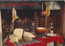CPSM Recette  : La Fondue Savoyarde - Recipes (cooking)