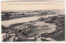 CPA Ile De Bréhat, Rochers De Kerpont à Marée Basse (pk12874) - Ile De Bréhat