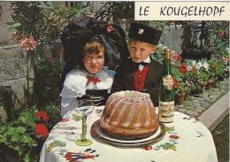 CPSM Recette  : Le Kougelhopf - Recipes (cooking)