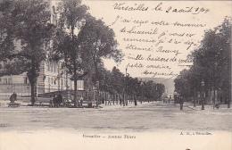 22565 VERSAILLES- Avenue Thiers -A.B. Versailles