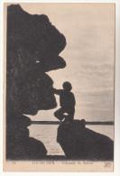 CPA Ile De Sein, Silhouette Du Sphinx (pk12876) - Ile De Sein