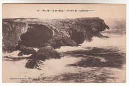 CPA Belle Ile En Mer, Grotte De L'Apothicairerie (pk12877) - Belle Ile En Mer