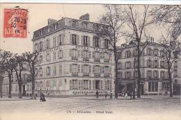 22572 VERSAILLES -hotel Vatel , 174 Ed ?