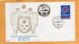 Peru 1965 FDC - Peru