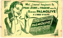 BUVARD-Palmolive - Buvards, Protège-cahiers Illustrés