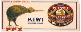 BUVARD- Cirage Kwi - Buvards, Protège-cahiers Illustrés