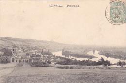 22579 Vetheuil Panorama - Sans éd - - Vetheuil