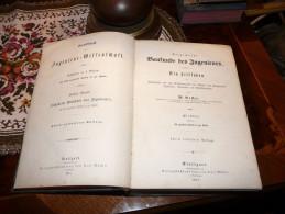 Handbuch Der Ingenieur-wissenschaft - Max Becker Stuttgart 1857 Deutschland Germany - Libri Vecchi E Da Collezione