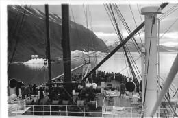 NORVEGE - Icebergs à CROSS BAY - Norvège