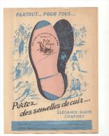 Protège Cahier Portez Des Semelles De Cuir Graisse à L'huile De Phoque - Protège-cahiers