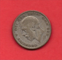 UK, 1930, Circulated Coin, 2 Shillings, 0.500 Silver, KM 834, C1764 - 1902-1971 : Post-Victorian Coins
