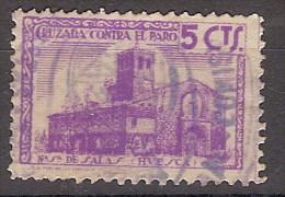 Locales Huesca Galvez B391 (o) Contra El Paro - Viñetas De La Guerra Civil