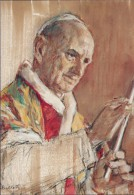 "Vaticano, Interi Postali - PAPA PAOLO VI 100° DELLA NASCITA - 1997 - Catalogo FILAGRANO ""C45"" - NUOVA + FDC, 2 Cartoline - Postwaardestukken"