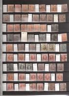 België - Preo´s - Voorafgestempeld - Handrolstempels 1898 - 1930 - Precancels