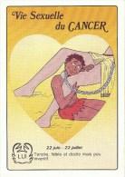 Vie Sexuelle Du CANCER - LUI [ Nu Seins Horoscope Zodiaque Astrologie ] AB032 - Illustrateurs & Photographes