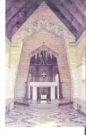 """Abbaye Sainte-Benoit-du-Lac, Quebec  L'interieur De La Tour Saint-Benoit Format Reg. 3.5"""" X 5.5"""" - Quebec"""