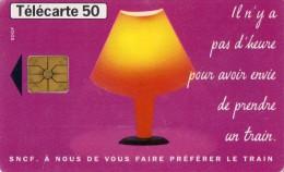 TELECARTE  SNCF INFO  Ile De France  (En 1629 ) - 50 Unidades