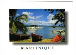 Martinique Les Trois Ilets Port De Pêche Baie Des Flamands En 1996 - Martinique